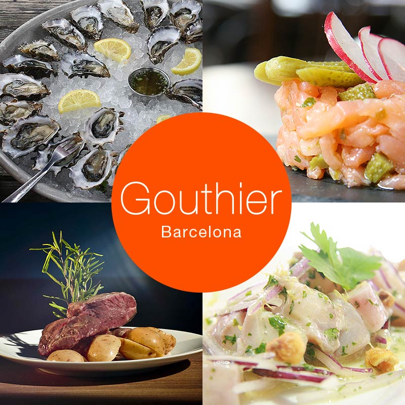 Homepage Gouthier Ostras Barcelona